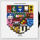 Siggi Eggertsson's lively album art for Apparat Organ Quartet portrays tiny iconographic worlds