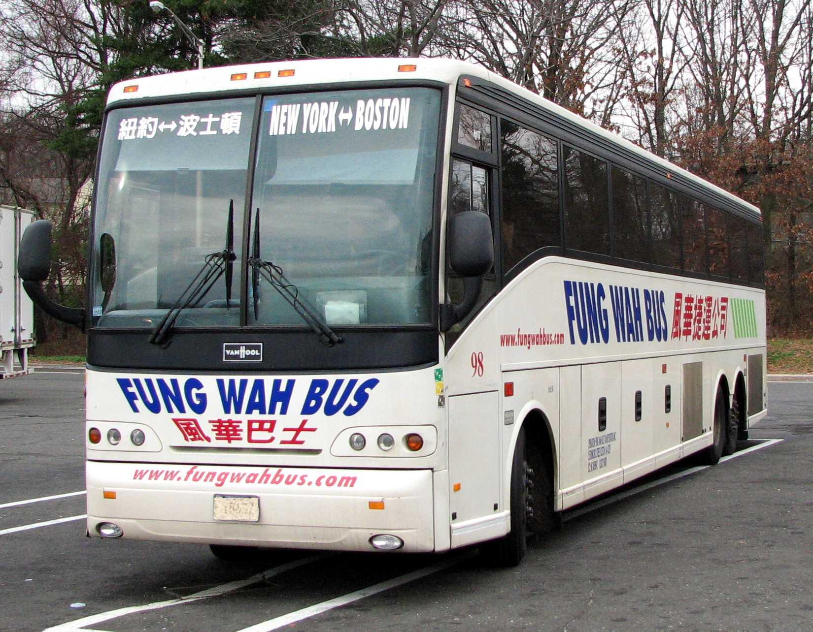 The Eccentric Super Normal Design Of The Chinatown Bus